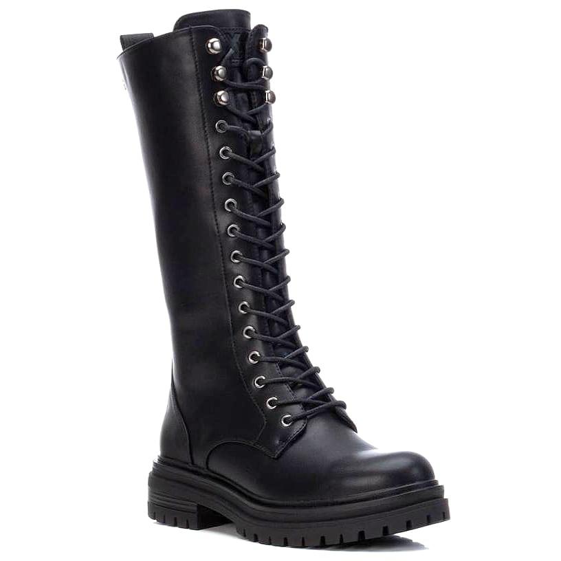 Μαύρη μπότα Xti 42896