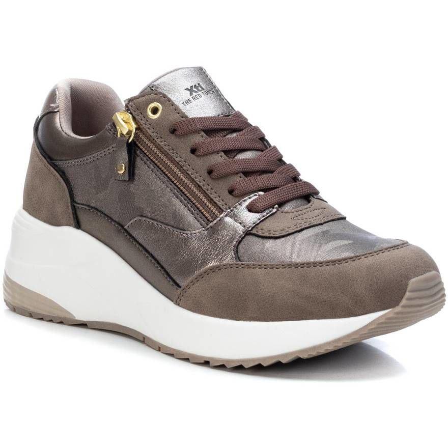 Μπρονζε sneaker Xti 43124
