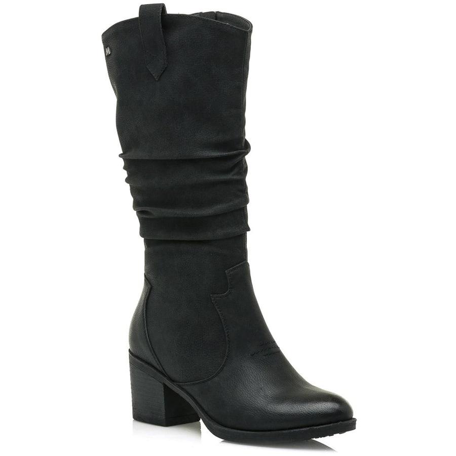 Μαύρη μπότα MariaMare 62639