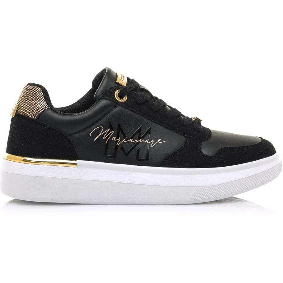 Μαύρο sneaker MariaMare 63140