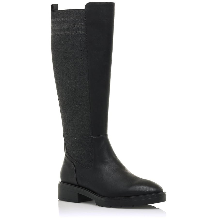 Μαύρη μπότα MariaMare 63149