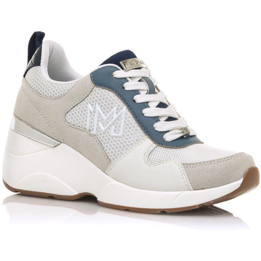 Γκρι sneaker MariaMare 68034