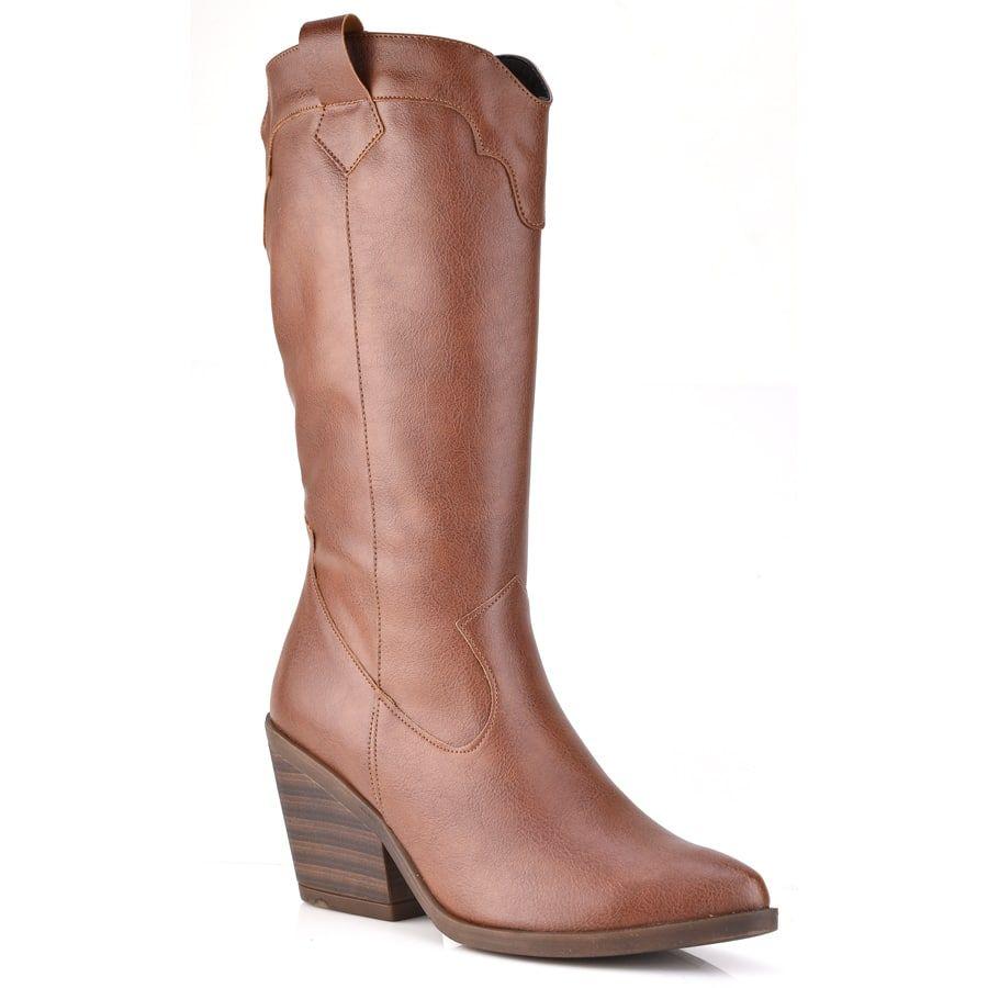 Καφέ ψάθινη τσάντα 11670-5   IzyShoes Παπούτσια και αξεσουάρ