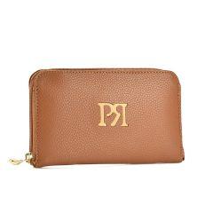 Ταμπά eco-leather πορτοφόλι Pierro Accessories 00022