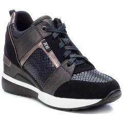 Μαύρο sneaker Xti 44654