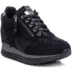 Μαύρο sneaker Xti 44659