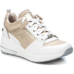 Gold sneakers Xti 49926