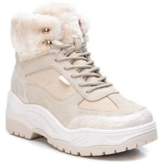 Beige hiking boot Xti 44444