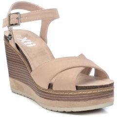 Beige wedge Xti 49713