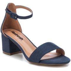Blue heel sandal Refresh 69539