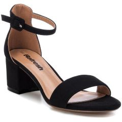 Black heel sandal Refresh 69539