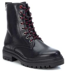 Black biker boot Refresh 72402