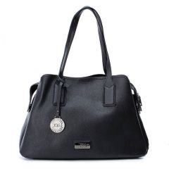 Black shoulder bag Xti 86140
