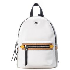 White backpack Xti 86268