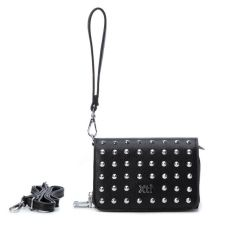 Black criss cross bag Xti 86273