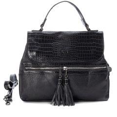 Μαύρη τσάντα χειρός Xti 86373