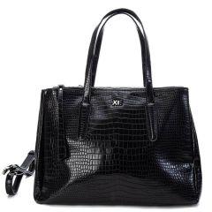 Μαύρη τσάντα χειρός Xti 86321