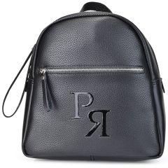 Black backpack Pierro Accessories 90579