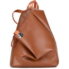 Tabac eco-leather backpack Pierro Accessories 09517