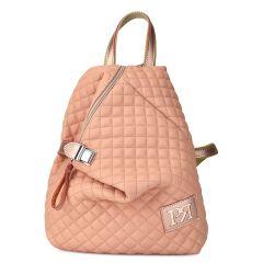Salmon capitone backpack Pierro Accessories 09527