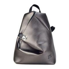 Ατσαλί eco-leather σακίδιο πλάτης Pierro Accessories 09527