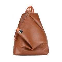 Tabac eco-leather backpack Pierro Accessories 09527