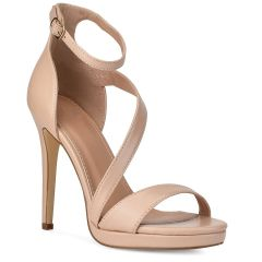 Nude high heel sandal BLJY1286