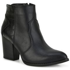 Black bootie QUOD 1520