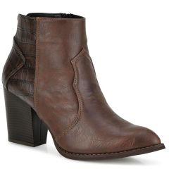 Brown bootie QUOD 1520