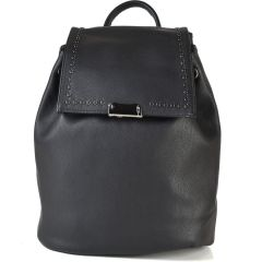 Black backpack 17E-1617