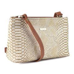 Λευκή χιαστή τσάντα Dolce 2080213