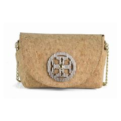 Criss cross bag with copper accessory Dolce 218035