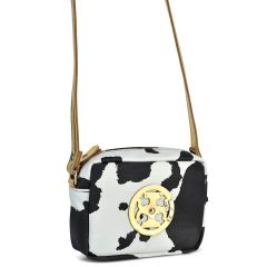 Black and white criss cross bag Dolce 218005