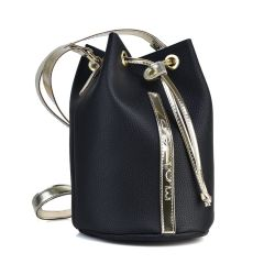 Black pouch bag Dolce 218006