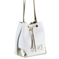 White pouch bag Dolce 218027