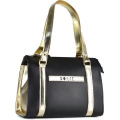 Black hand bag Dolce 218032