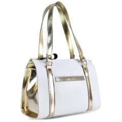 White hand bag Dolce 218032