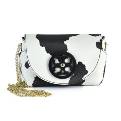 Black and white criss cross bag Dolce 218035