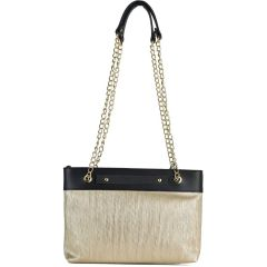 Gold shoulder bag Dolce 218038