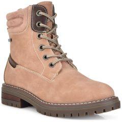 Pink hiking bootie 2218