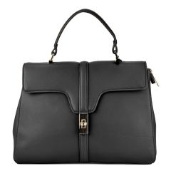 Black hand bag 2720-28