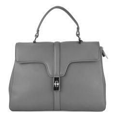 Grey hand bag 2720-28