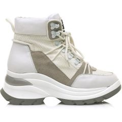 White leather sneaker SIXTYSEVEN 30300