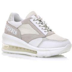 White sneaker SIXTYSEVEN 30741