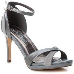Pewter heel sandal Xti 35057