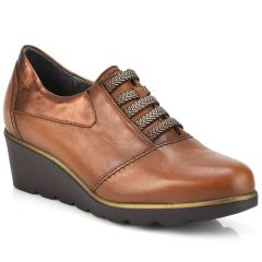 Tabac leather shoe D' Chicas 3722