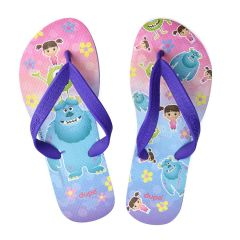 Kids purple flip flop DUPE 4144677