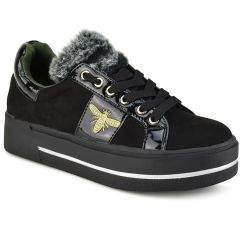 Black sneaker Xti 41577