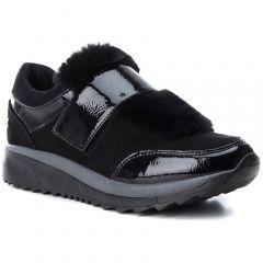 Black sneakers B3D by Xti 41585