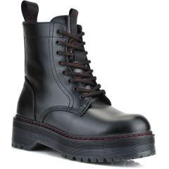 Black biker boot Xti 44397